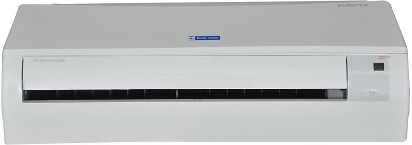 Blue Star 1.5 Ton Inverter Split AC  - White
