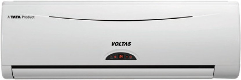 Voltas 1 Ton 2 Star Split AC  - White