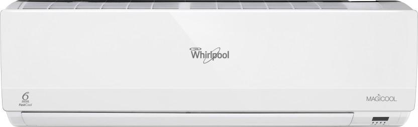 Whirlpool 1.5 Ton 3 Star BEE Rating 2017 Split AC  - White Silver