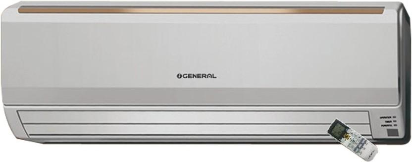 O General 1.5 Ton 5 Star Split AC  - White