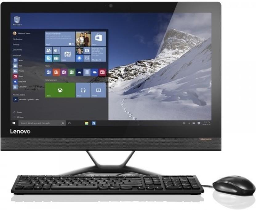 Lenovo - (Core i3 (6th Gen)/4 GB DDR4/1 TB/Windows 10 Home)