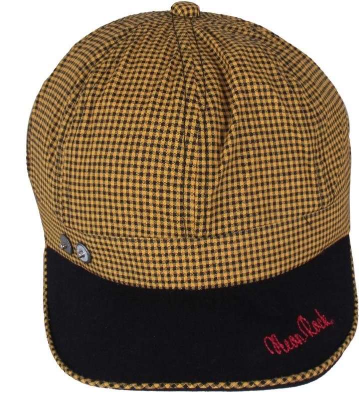 Sushito Solid Fashion Cap