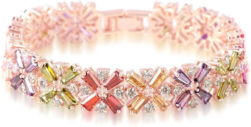 Jewels Galaxy Alloy Bracelet