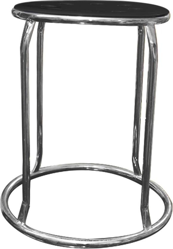 AdevWorld Metal Bar Stool