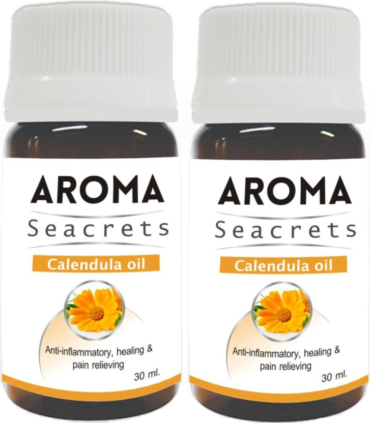 Aroma Seacrets Calendula Oil (30ml) - Pack of 2