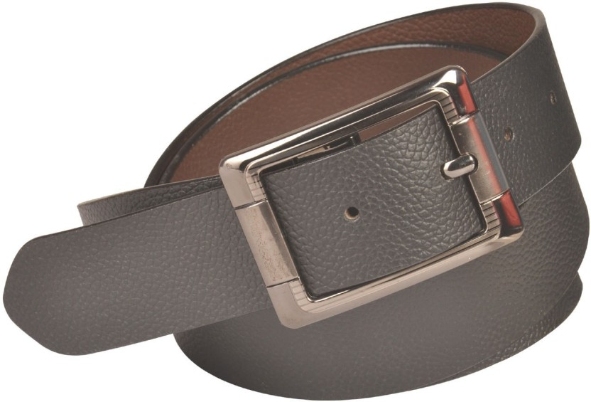 Natali Traders Men Formal, Casual Black, Brown Genuine Leather Reversible Belt