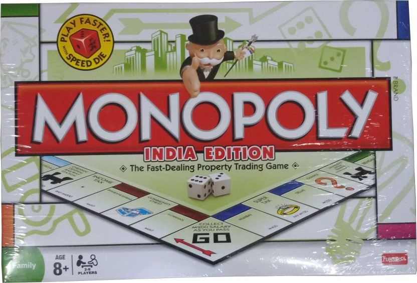 Funskool Monopoly - India Edition Board Game