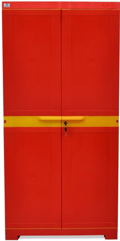 Nilkamal Freedom Mini Medium Storage Cabinet Plastic Free Standing Chest of Drawers