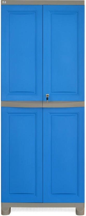 Nilkamal Freedom Big Storage Cabinet FB1 Plastic Free Standing Chest of Drawers