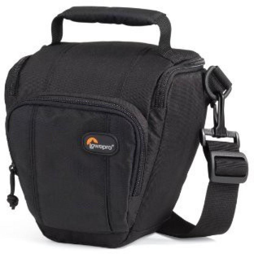 Lowepro Toploader Zoom 45 AW (Black)  Camera Bag