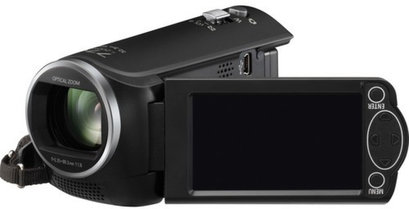 Panasonic HC-V160 HD Video Camera Camcorder Camera
