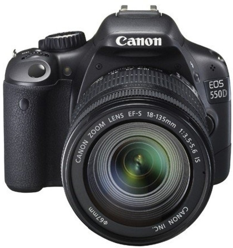 Canon 80D DSLR Camera Body with Single Lens: 18-135 IS USM (16 GB SD Card)