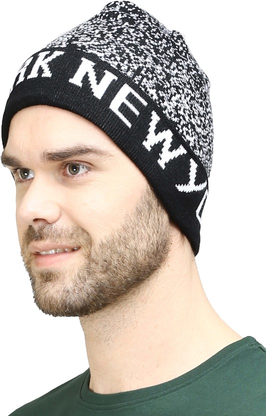 FabSeasons Printed Skull Cap Cap