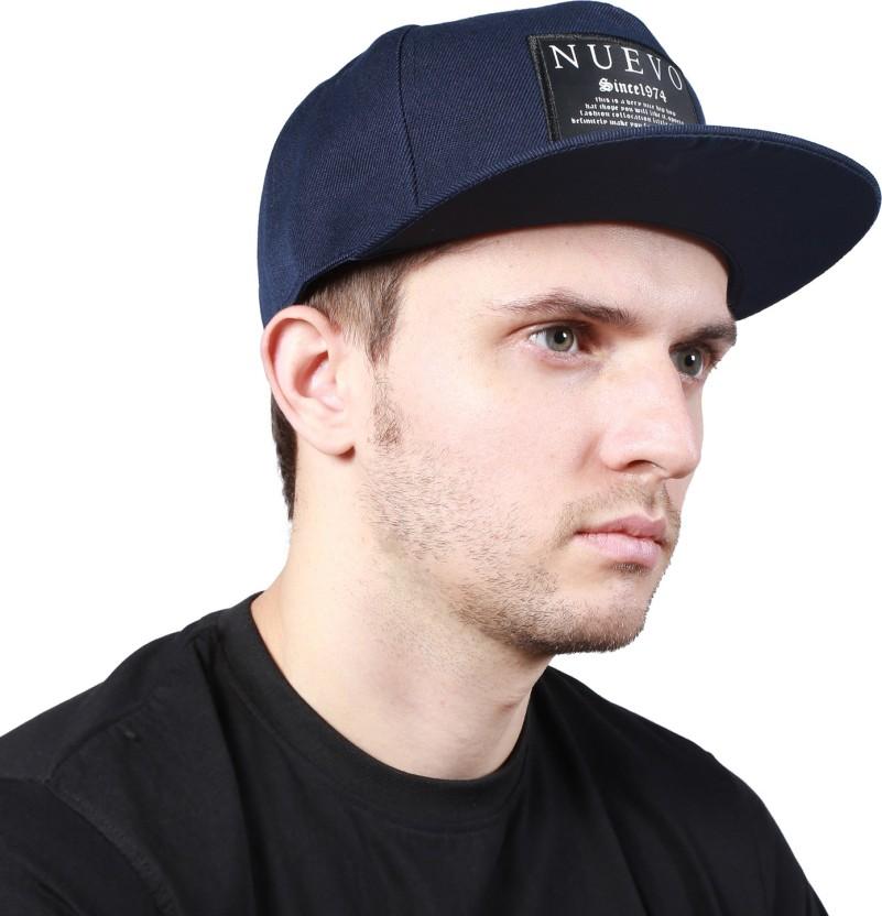 Noise Solid Snapback Cap Cap