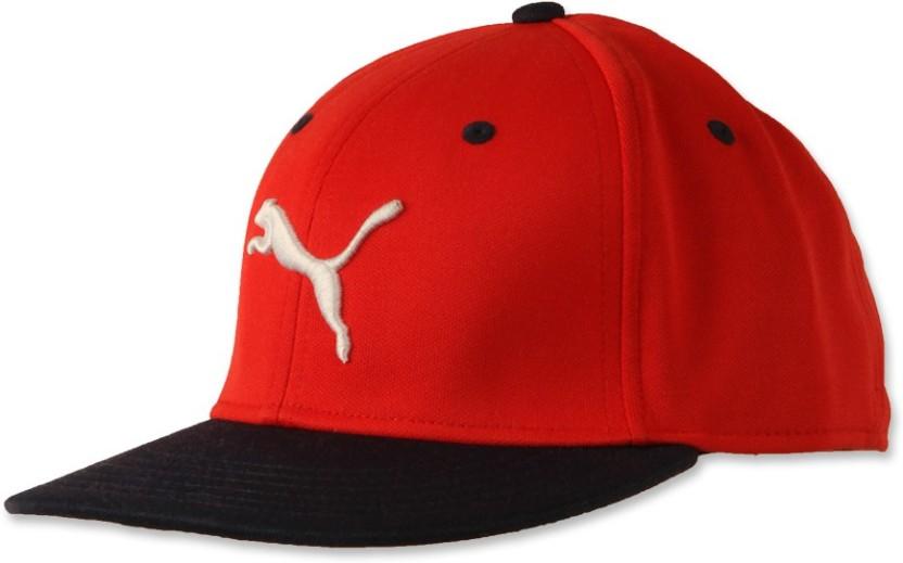 Puma Basic Strechfit Solid Regular Cap