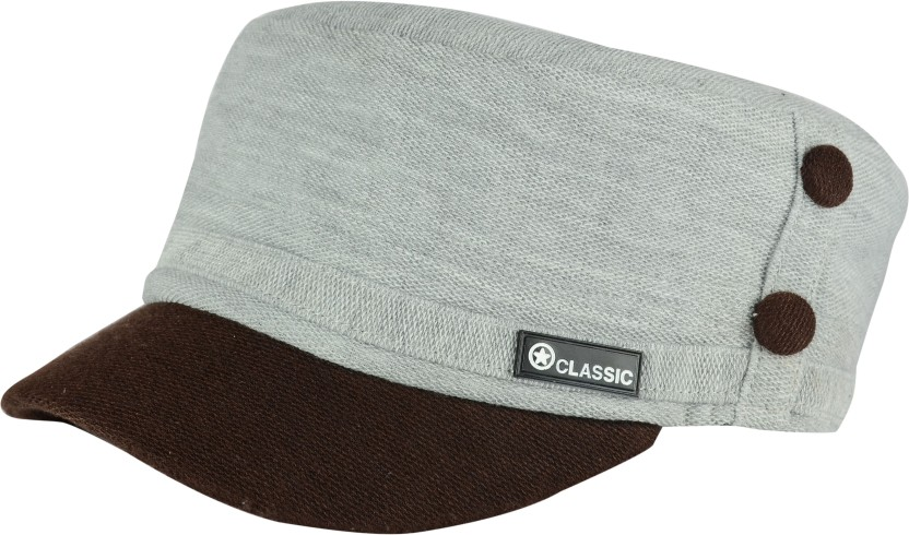 FabSeasons Solid Cotton Cap