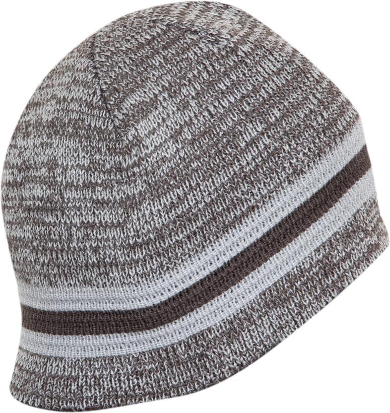 FabSeasons Skull Winter Woolen Cap