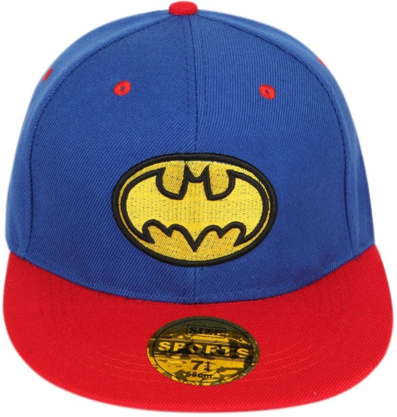 ILU Solid Batman Caps for men and womens, Baseball cap Hip Hop snapback Cap trucker caps Snapback dad caps hats hat black cap cotton caps girls boys blue cap mesh caps Cap Cap