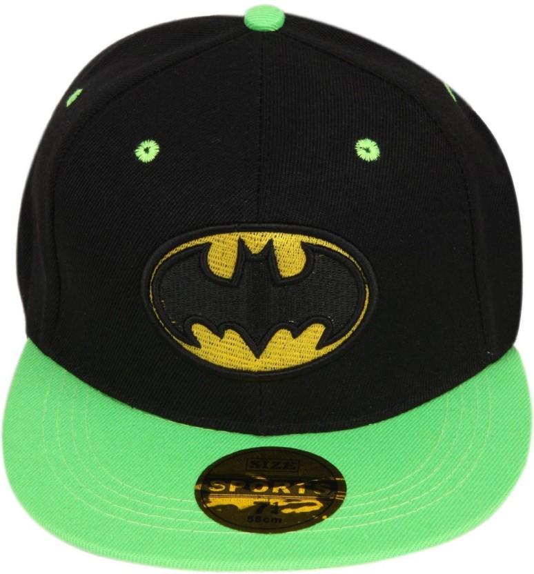 ILU Solid Batman Caps for men and womens, Baseball cap Hip Hop snapback Cap trucker caps Snapback dad caps hats hat black cap cotton caps girls boys mesh caps Cap Cap