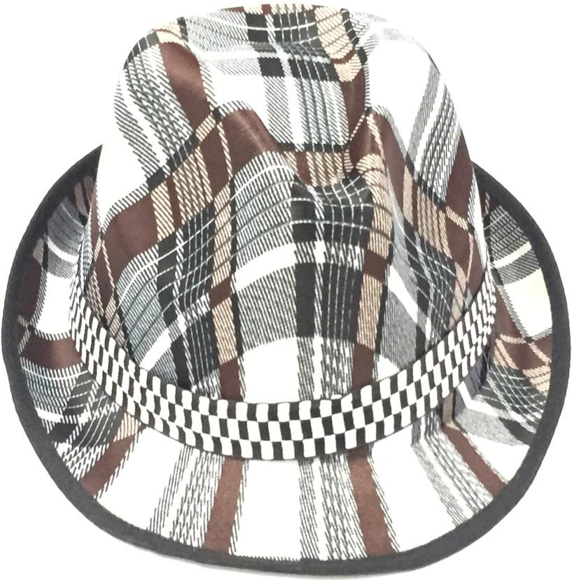 Sir Michele Premium Checkered Hat Cap