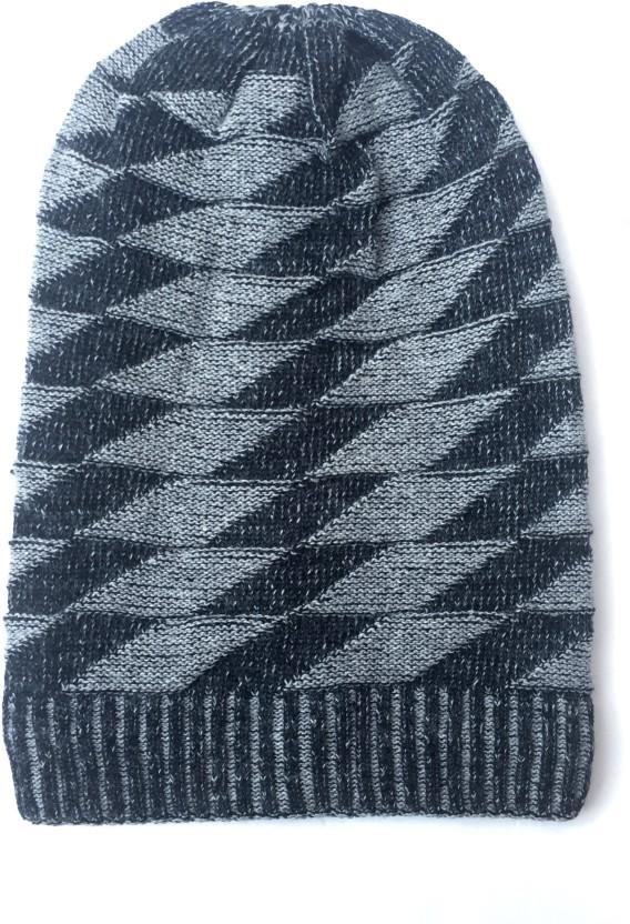 Tiny Seed Self Design, Woven Beanie Cap
