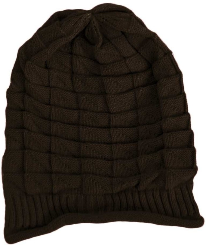 Chicastic Solid Beanie Cap