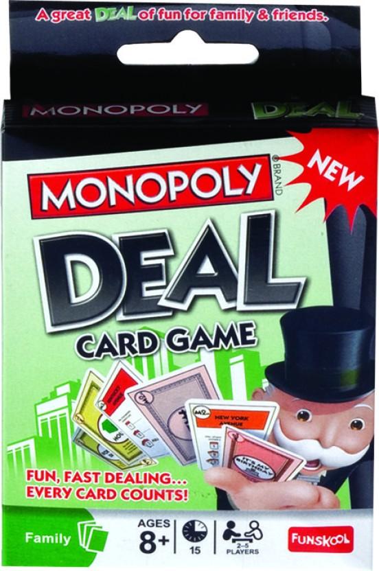 Funskool Monopoly Deal Card Game