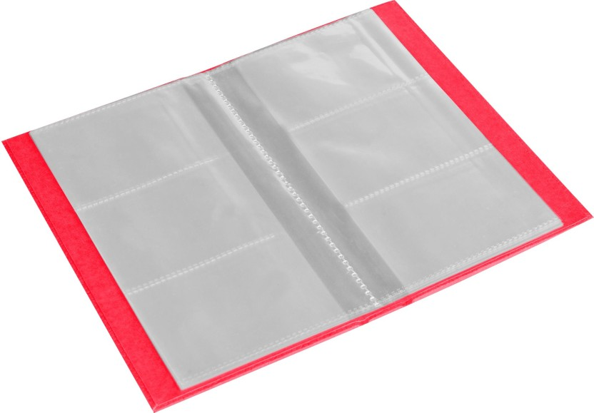 Eco-Leatherette 3 Visiting Card book 120 Card Holder