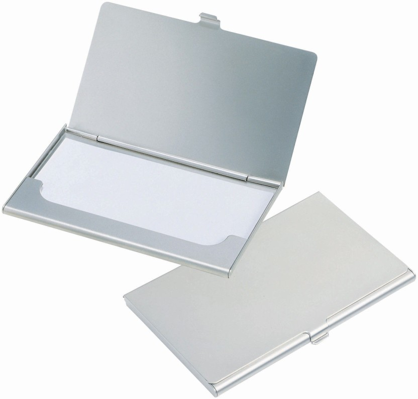 Hitzbluemint Contemporary Set Of 2 Units 10 Card Holder