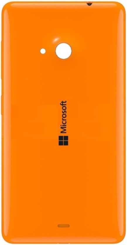 Cell Guru Back Cover for Microsoft Lumia 535