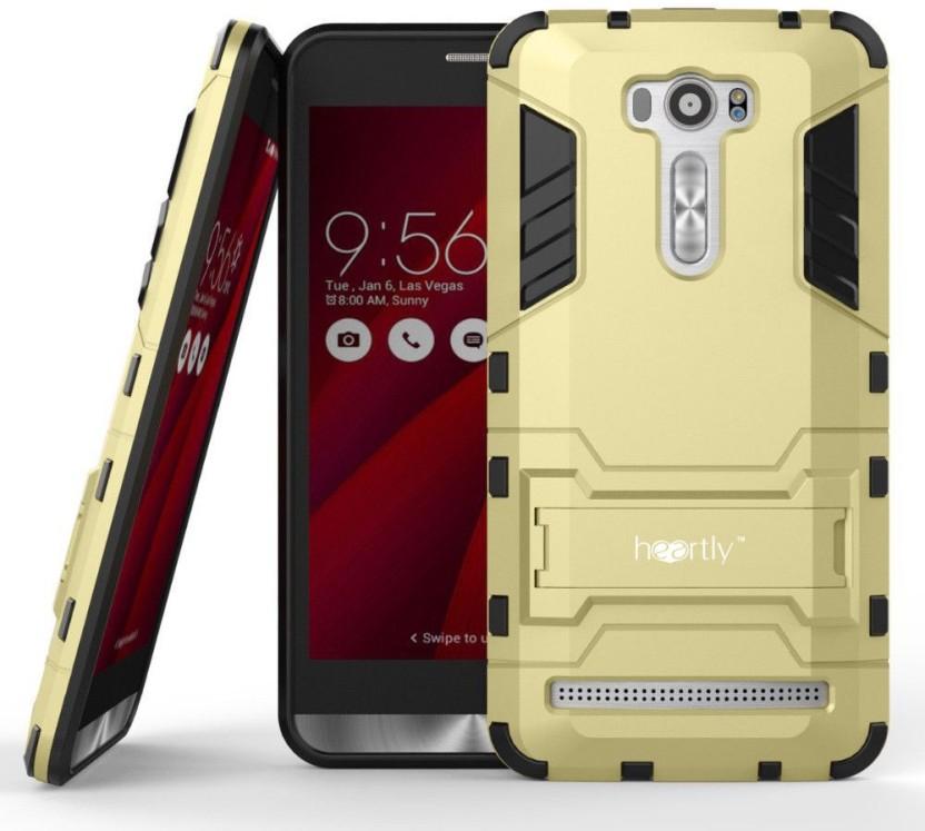 Heartly Back Cover for Asus Zenfone 2 Laser ZE601KL