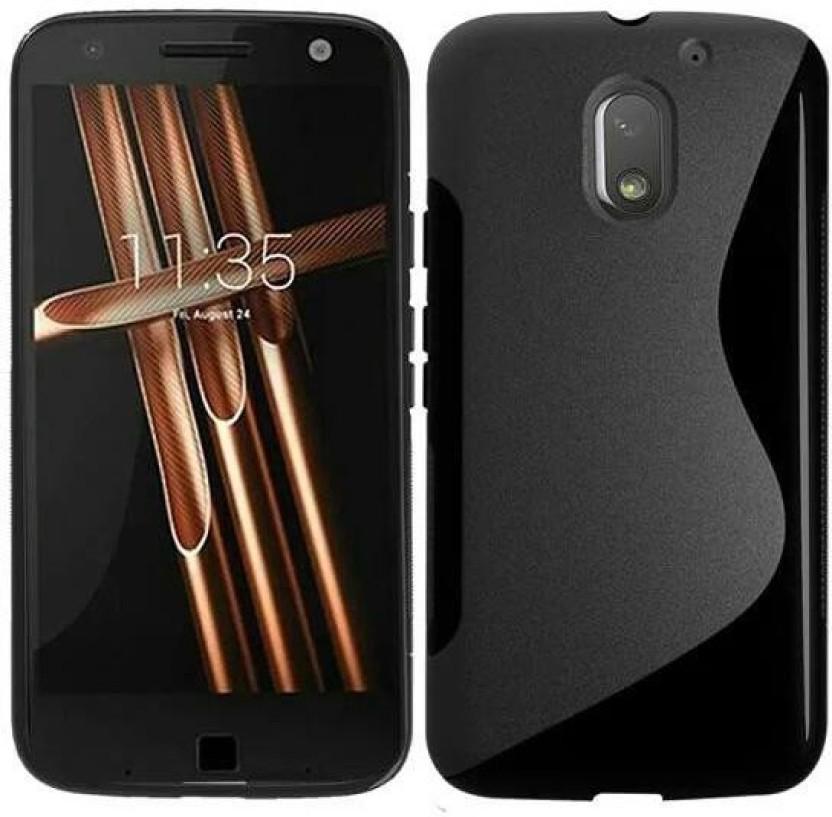 S-Line Back Cover for Motorola Moto E3 Power