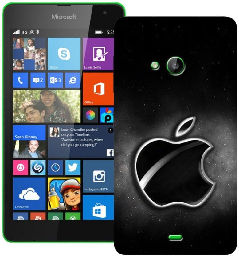 Zapcase Back Cover for Microsoft Lumia 535