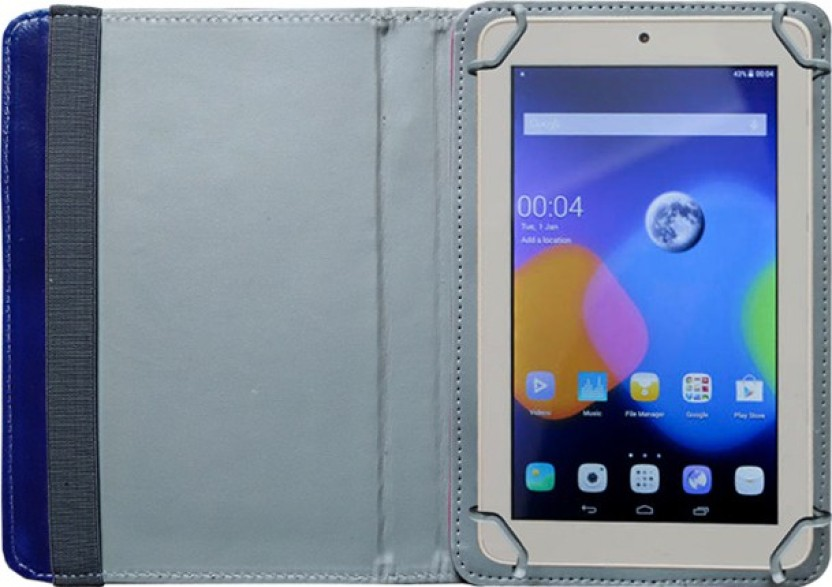 Fastway Book Cover for Swipe Ace Voice-Calling Tablet With 3G Support