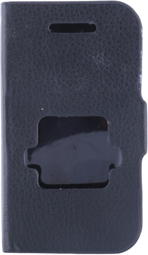Iway Flip Cover for Samsung Rex 80 S5222r