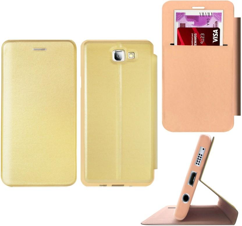 Deltakart Flip Cover for Samsung A9 Pro