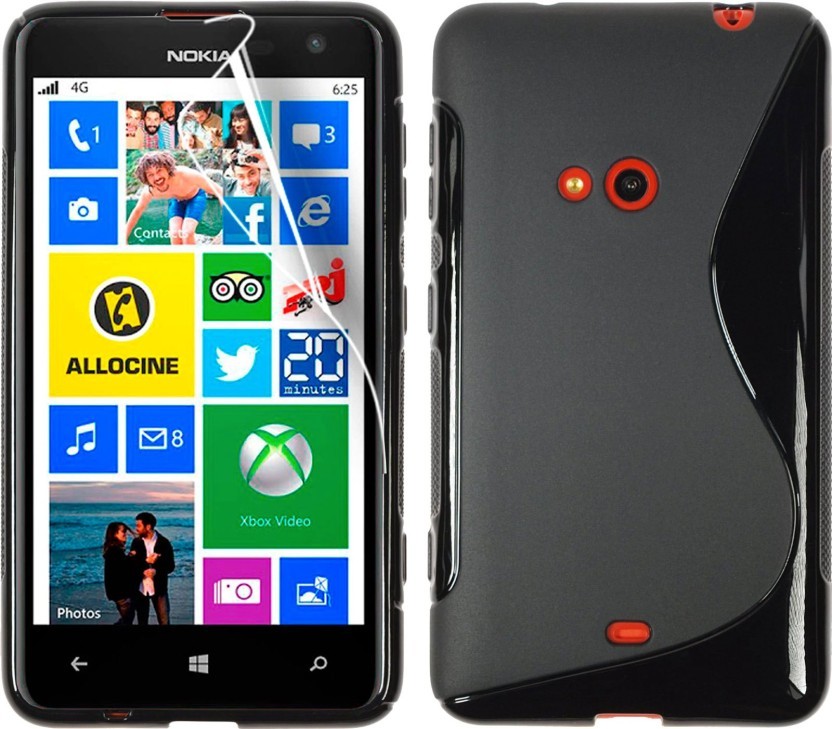 S Case Back Cover for Nokia Lumia 625