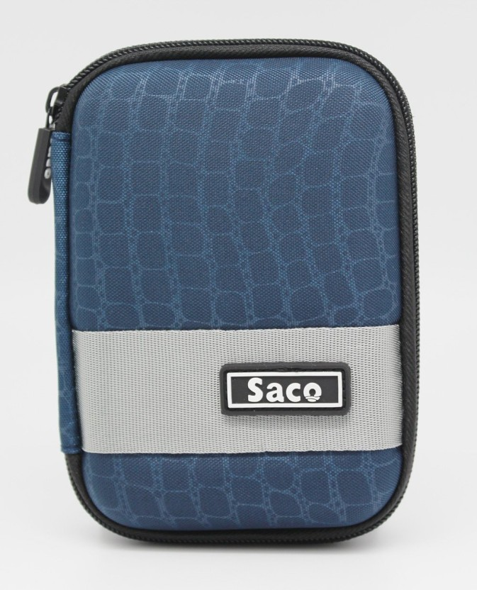 Saco Pouch for WD Elements 2.5 inch 2 TB External Hard Drive