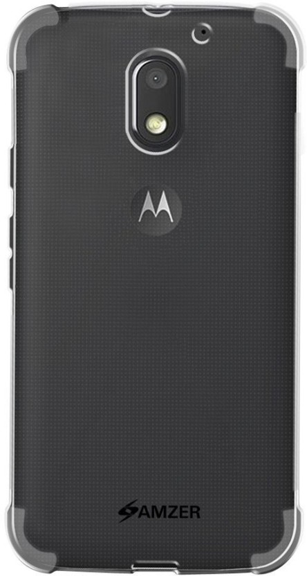 Amzer Shock Proof Case for Motorola Moto E3 Power, Motorola Moto E(3rd Generation)
