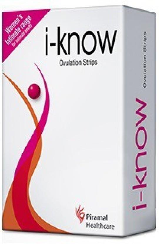 Piramal Healthcare i-Know Ovulation Strips