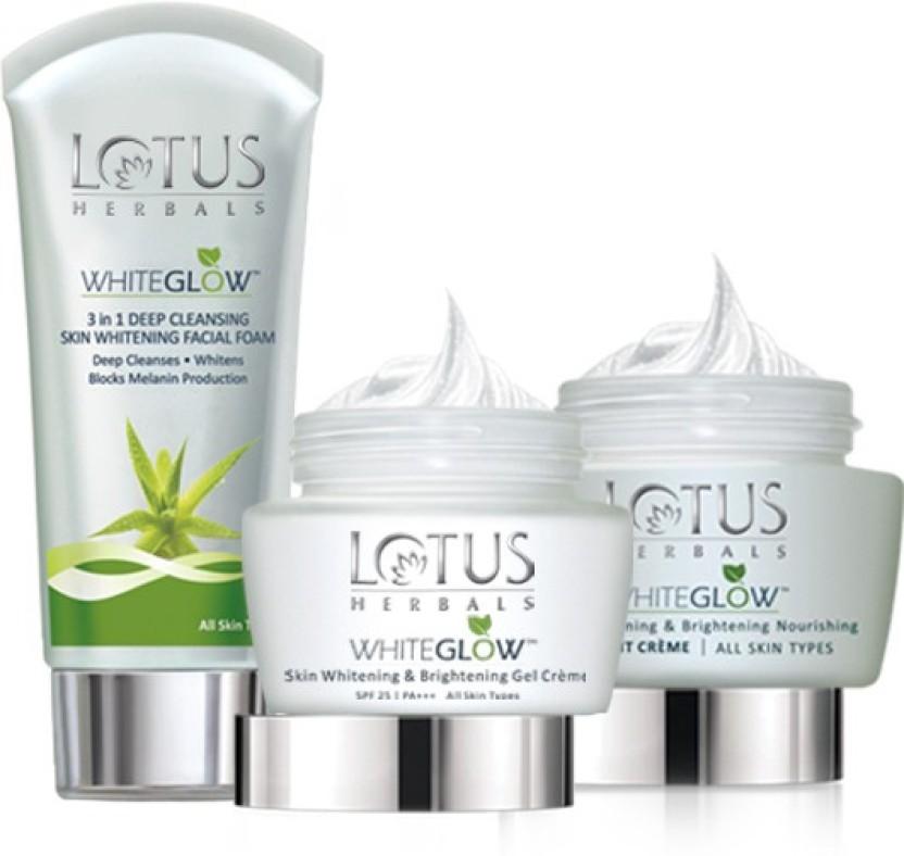 Lotus Whiteglow Skin Whitening & Brightening Nourishing Night Creme