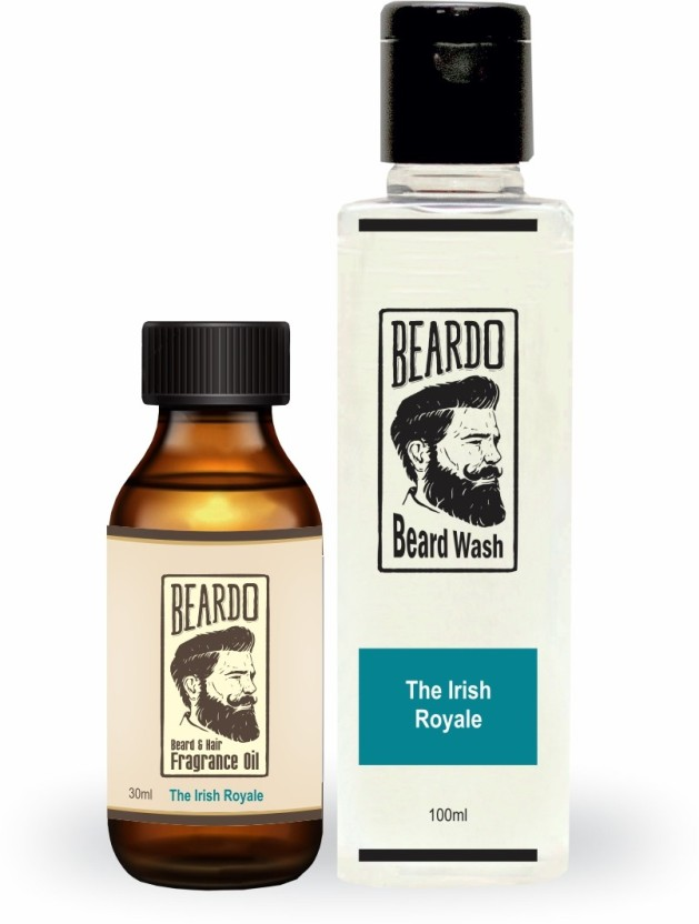 Beardo The Irish Royale Beard Oil (30ml) & Beard Wash Combo (100ml)
