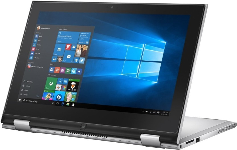 Dell Inspiron Core i3 6th Gen - (4 GB/500 GB HDD/Windows 10 Home) 3158 2 in 1 Laptop