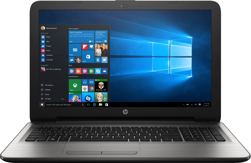 HP Core i5 6th Gen - (4 GB/1 TB HDD/Windows 10 Home) 15-AY503TU Laptop