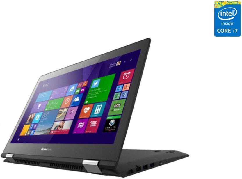 Lenovo Core i5 5th Gen - (4 GB/500 GB HDD/Windows 8.1) 500 2 in 1 Laptop