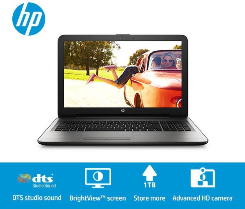 HP Core i3 5th Gen - (4 GB/1 TB HDD/DOS/2 GB Graphics) 15-be004TX Laptop