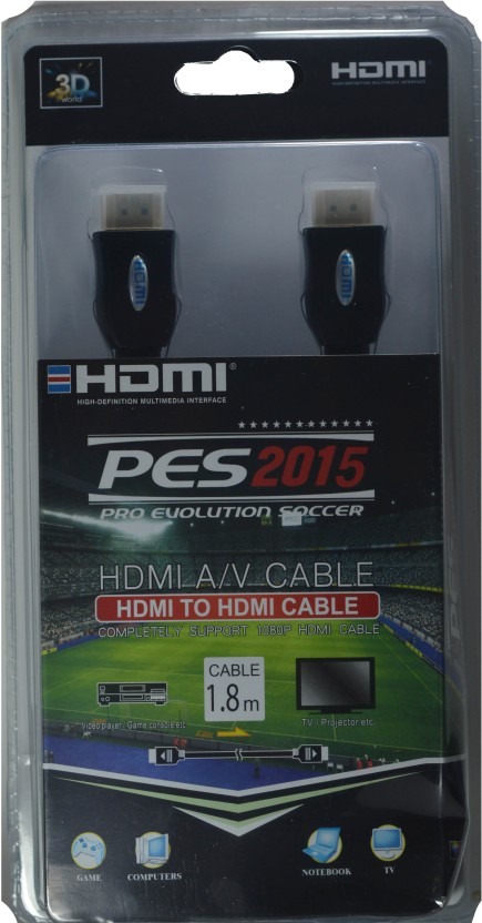 Smart Pro A/V Cable For PES 2015 Game HDMI Cable