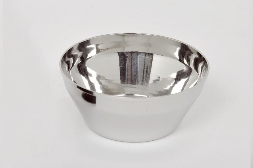 Mirror Elegante Dinner Bowls (Small) Stainless Steel Bowl Set