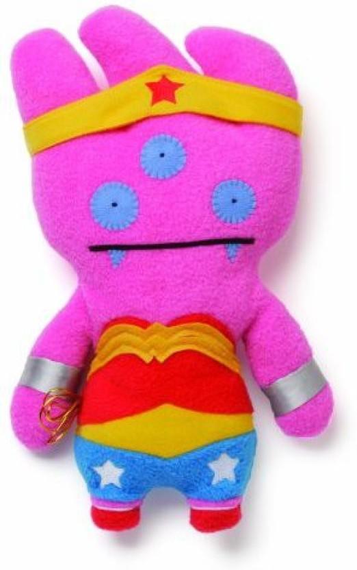 "Gund Uglydoll DC Comics from Tray as Wonder Woman 11\"""