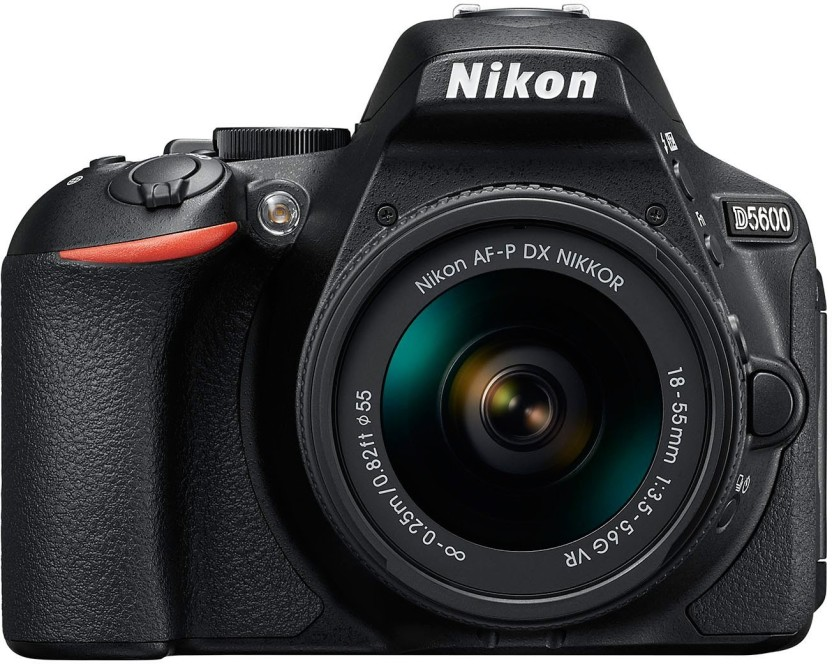 Nikon D5300 Body with Single Lens: AF-S 18-140mm VR (16 GB SD Card + Camera Bag) DSLR Camera